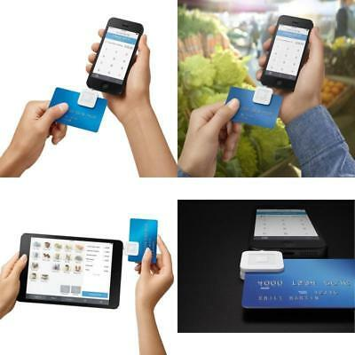 BRAND-NEW Square Mobile Credit/Debit Card Reader for Iphones and Androids