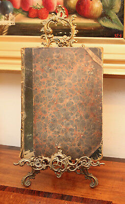 Rare Antique c19th Book, 'Louis Spohr's Grand Violin School', publ. 1833