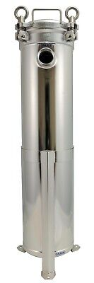 Commercial Stainless-Steel Bag Filter System #2 304SS BFS-2 | 33m³/Hr* (36-65)