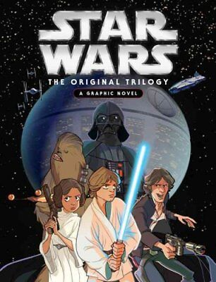 Star Wars: Original Trilogy Graphic Novel by Various 9781484737842