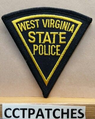 West Virginia State Police (Small) Shoulder Patch Wv