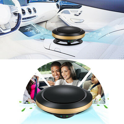 Professional Lonizer Car Air Purifier Cleaner Formaldehyde Smoke Dust Remover