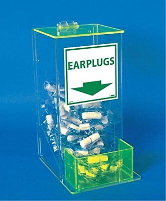 NEW AEP-4 National Marker Earplug Dispenser Small FREE2DAYSHIP TAXFREE