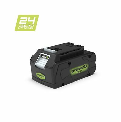 Greenworks 24V Lithium-ion 4Ah Battery - No charger included - 2902807