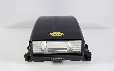 Polaroid Polatronic 5 Flash Bar Only Not Working For Parts Repair Collectible