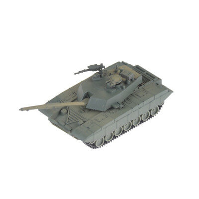 4D 1/72 Tank Plastic Assembly Modell Tank Toys WH