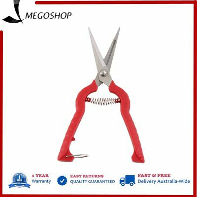 10pcs Plant Pruning Scissors Garden Cutter Flower Shears DIY Scissor Hand Tool B