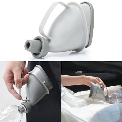 Urinal Funnel Portable Travel Urine Camping Device Toilet Lady Women Pee DG