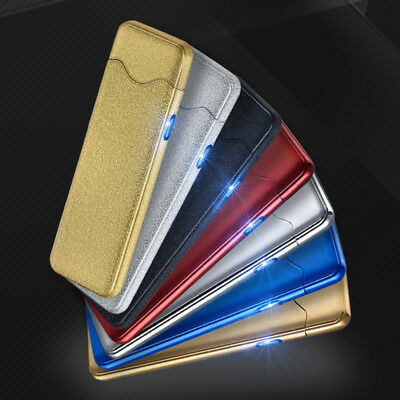 Cigarette USB Chargeable Electric Lighter Pulse Flameles Plasma Torch Gifts iSH2