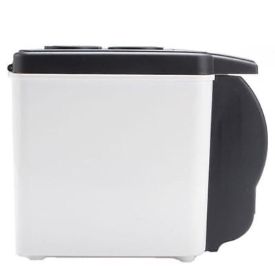 6L12V Car Refrigerator Mini Fridge Portable Freezer Automotive or Home Cold Heat