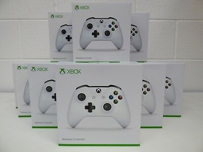 XBOX ONE Official Wireless Controller White Model No 1708 GENUINE #P4