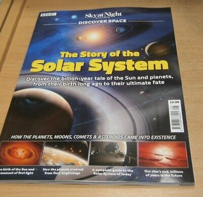 BBC Sky at Night magazine Discover Space Story of the Solar System