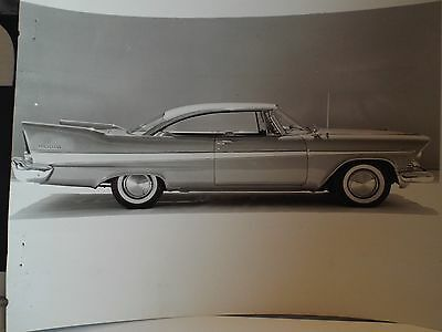 1957 Plymouth Belvedere Two Door Factory Photo FREE POSTAGE in the USA
