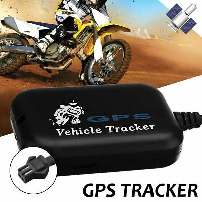 Car Electric Bicycle Motorcycle Mini GPS Tracker Rear Time Vehicle GPRS Tracking