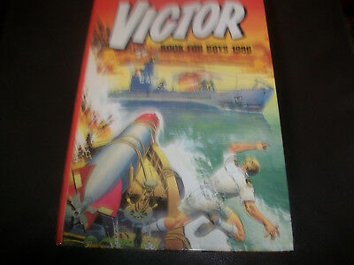 Victor Annual 1986 Good Condition Unclipped Free P+P
