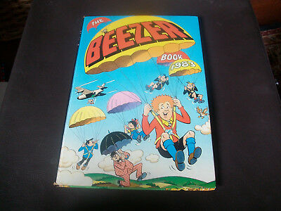 The Beezer 1983 Annual Free P+P