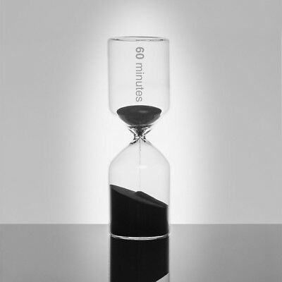 Hour Glass 60 Minute Sand Timer By Jay Lab
