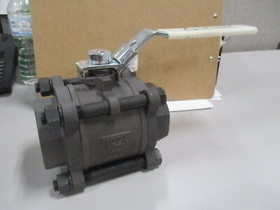 "Triad Stainless  2""  Cf8M  1000Wog  Ball Valve"
