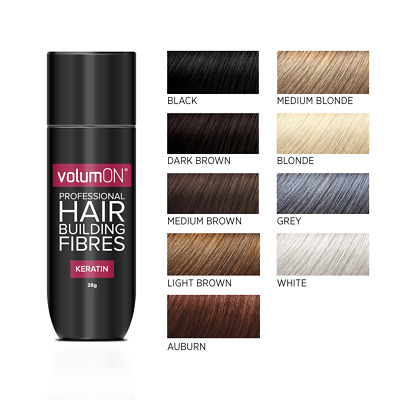 Hair Loss Building Fibers Thickening Fibres Concealer Balding Natural Bold Cover