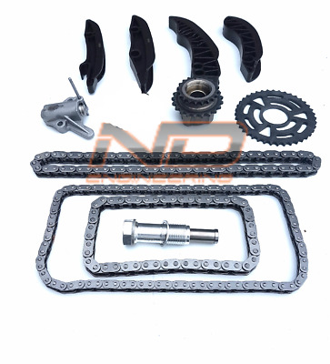 Timing Chain Kit  fit to BMW N47D20A N47D20B N47D20C N47C20A 2.0 Diesel