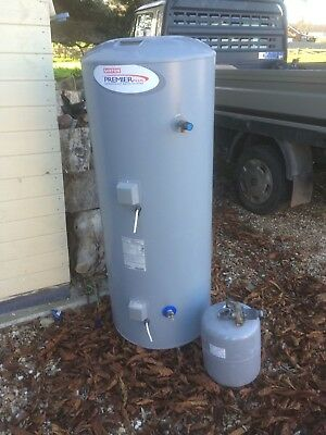ELECTRIC UNVENTED HOT water system with expenstion vessel - £55.00 ...