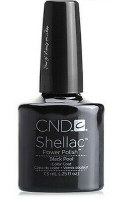 Cnd Creative Nail Design Shellac Uv Color Coat Desert Poppy 90542