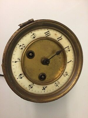 Vintage French Clock Movement