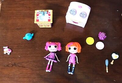 Lalaloopsy Sunny Side Up And Berry Jars N Jam With All Accessories
