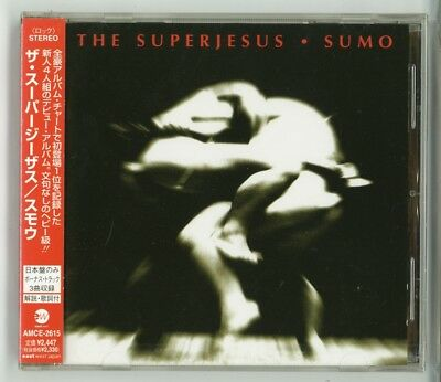 The Superjesus Sumo CD JAPAN AMCE-2615 +3 BONUS TRACKS / s5670