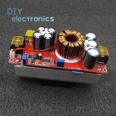 1800W 40A DC-DC Boost Converter Step Up Power Supply Module Constant US