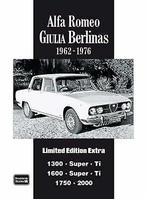 Alfa Romeo Giulia Berlinas Limited Edition Extra - 9781855207714