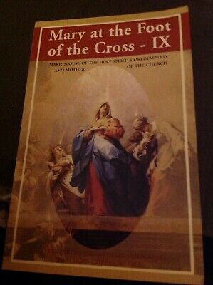 Mary at the foot of the Cross - IX