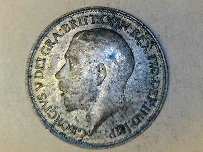 1912 United Kingdom George V (1911 - 1936) Half Penny