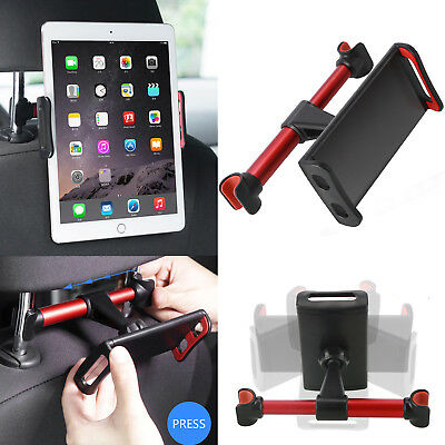 New Universal Car Back Seat Headrest Stand Mount Holder For Cell Phone/Tablet