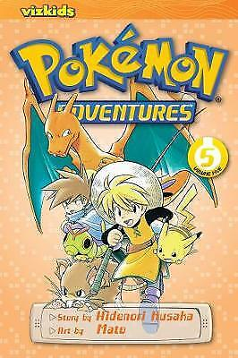 Pokemon Adventures (Red and Blue), Vol. 5 - 9781421530581