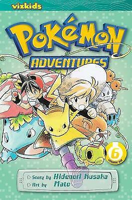 Pokemon Adventures (Red and Blue), Vol. 6 - 9781421530598
