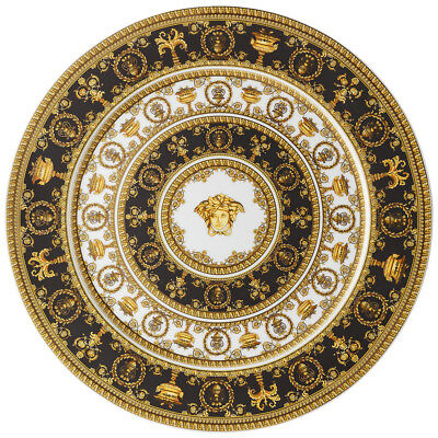 NEW Rosenthal Versace I Love Baroque Service Plate 33cm