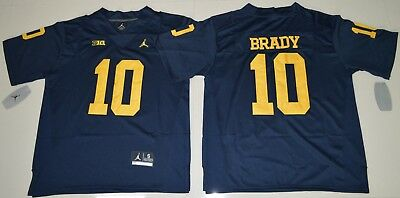 tom brady jersey michigan