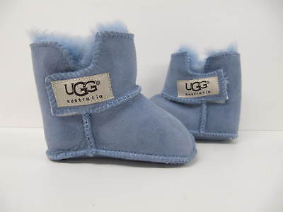 Baby Girls Boys Booties Blue Shoes Slippers designer