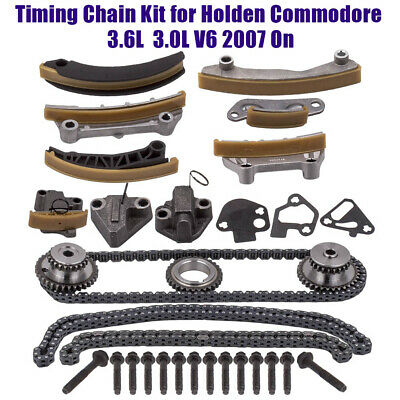 for Holden Timing Chain Kit & Gears Commodore VZ, VE, VF 3.6L V6 Alloytec LY7