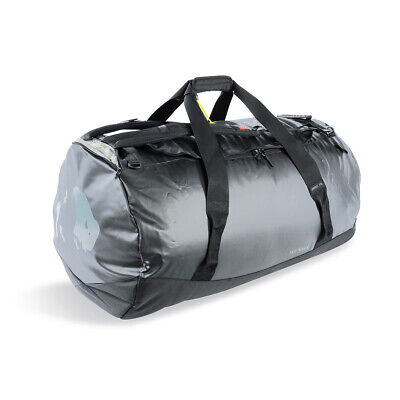 Tatonka Barrel Xxl 130L Indestructible Travel Duffel Bag - Black (Tat 1955.040)