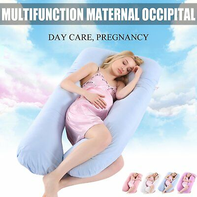 cuddly baby Maternity Pillow Pregnancy Nursing Sleeping Body Support Feeding BA