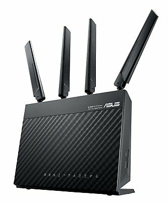 Asus 4G-AC68U AC1900 Dual Band 3G 4G LTE Wireless Modem Router Parent Control