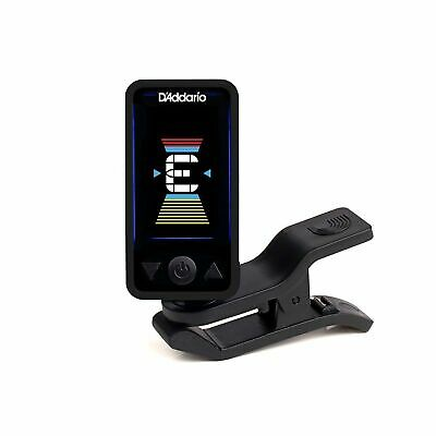 Planet Waves Eclipse Clip-On Tuner - Black  PLW-PW-CT-17BK