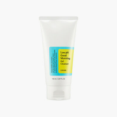 [COSRX] Low pH Good Morning Gel Cleanser /Korea Best