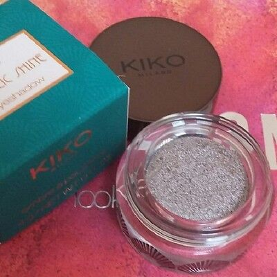 Kiko ombretto Metallic shine eyeshadow collez. Rebel romantic 06 Dynamic taupe