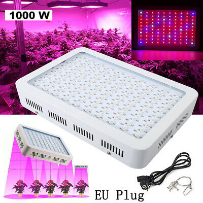 1000W Full Spectrum LED Plant Grow Light Lampe Grandissement Plante Croissance T