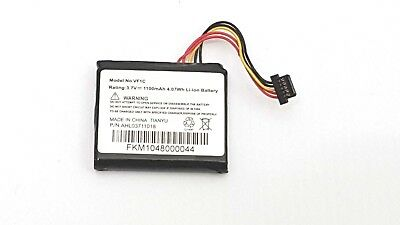 1100mAh Replacement Battery For TOMTOM 4CS0.002.01, Go Live 1005