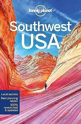 Lonely Planet Southwest USA - 9781786573636
