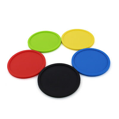 Durable Kitchen Silicone Drink Coaster Replacemat Pad Holder Coffee Tea Cup Mat